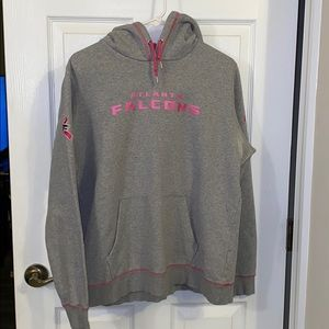 Nike NFL Atlanta Falcons hooded sweatshirt